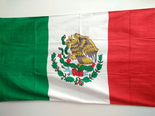 BT #385 MexicanFlag